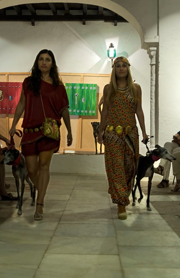 Desfile Galgos & Friends